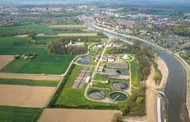 废水再生中水回用方法