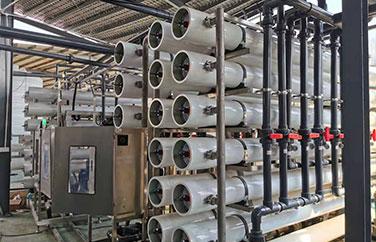 工业废水处理企业